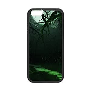 Happy Halloween uncanny forest Case for Iphone 6