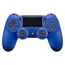 PlayStation Controler DualShock4, Wave Blue - PlayStation 4 Standard Edition