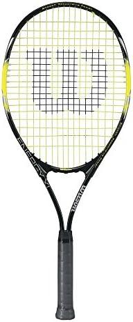 WILSON Energy XL Tenis Raketi, Üniseks, Siyah/Sarı, 4 3/8 Grip:  Amazon.com.tr