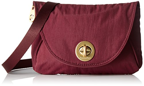 4ae1b8819 กระเป๋าสะพายข้าง Baggallini Gold International Seville Mini Scarlet ...