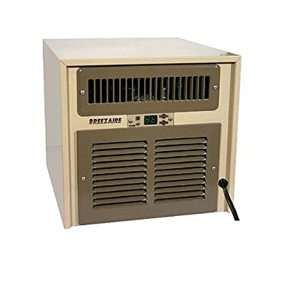 Breezaire WKL-2200 Wine Cellar Cooling Unit (Max Room Size = 265 cu ft