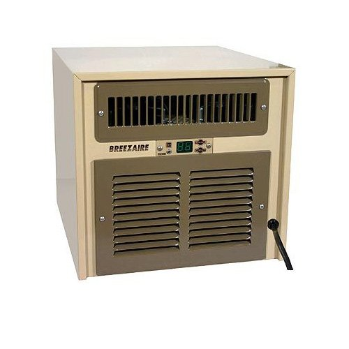 Breezaire WKL 1060 Wine Cooling Unit – 140 Cu. Ft. Wine Cellar