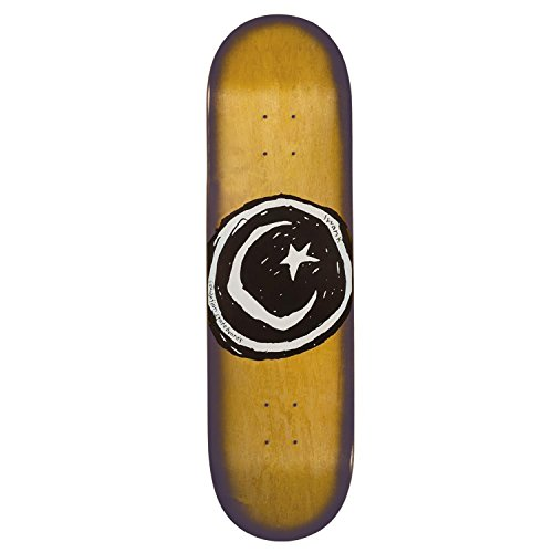 Foundation Skateboard Deck Star & Moon OG Halo 8.375