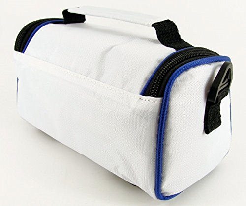 White TGC Negro para al Trims Hombro Cool Blue Mujer Azul Bolso Negro Dreamy With y XTrXq4v