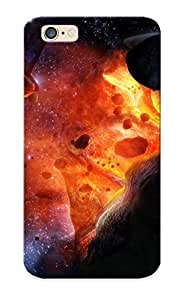 Iphone 6 Scratch-proof Protection Case Cover For Iphone/ Hot Exploding Planet Phone Case