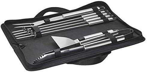 LAGRANGE Plancha Pro Electrique 2300W noir + Housse + Accessoires 219052