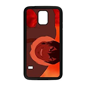 Samsung Galaxy S5 Cell Phone Case Black Brother Bear 2 Character Atka