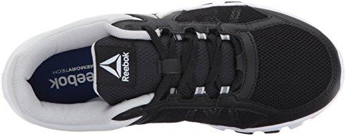 0 White Shoe Grey Women's MT Skull Yourflex Black Reebok 9 Cross Trainette Trainer xI7xUq