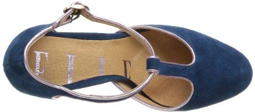 Elle Mirabeau, Women's Court Shoes Blue (Navy)