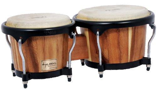 Tycoon TB-80 B JM Bongo Drum, Brown