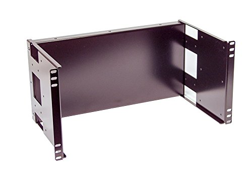 Rackmount Adjustable Solid Panel (Solid Din Rail)