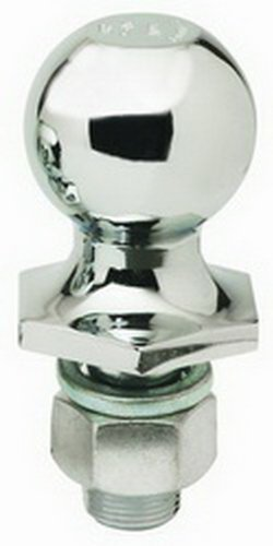 "UPC 016118048735, Reese Towpower 72806 Chrome Interlock 2-5/16"" Hitch Ball"