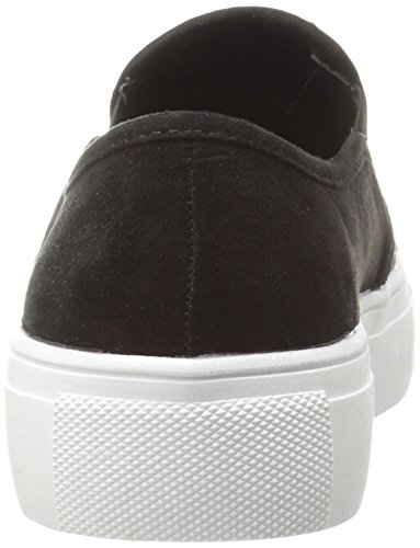 Madden Frauen Black pour Baskets Fabric US Femme Girl Kaelaa rYqzwrv