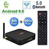 Best Android Boxes - Greatlizard TX6 Android 9.0 Smart TV Box 4GB Review