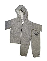 Conjunto de 2 piezas con capucha y pantalón polar para niños de Carter