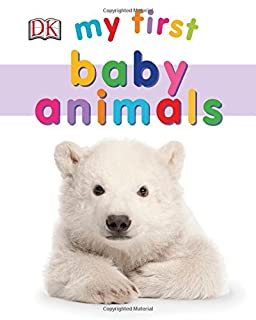Book Cover: My First Baby Animals