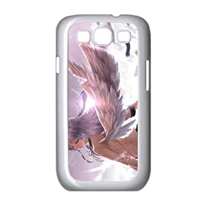 Anime Angel Beats Samsung Galaxy S3 9 Cell Phone Case White 218y-673511