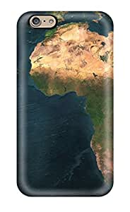 Awesome Earth Map Flip Case With Fashion Design For Iphone 6Maris's Diary