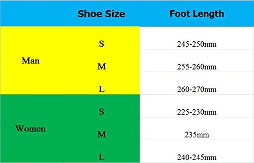 Baymate Unisex Couples Toe Post Beach Flip Flops Gradual Change Style Sandals Shoes Women Black vkIIJ2