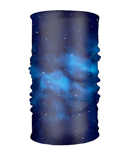 ltifunctional Headwear Sports Magic Scarf Headband Night Sky With Stars ()