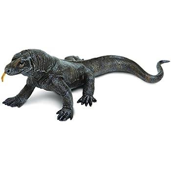 90283aecec0 Safari Ltd Incredible Creatures Komodo Dragon