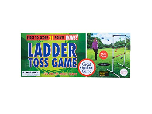 Ladder Toss Game - Pack of 2 by bulk buys
