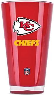 NFL Kansas City Chiefs 20oz Insulated Acrylic Tumbler