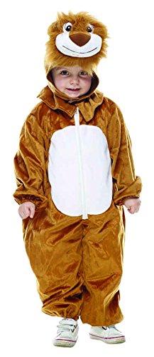 Rubies s it30604-todd - Disfraz para niño León, XS: Amazon ...