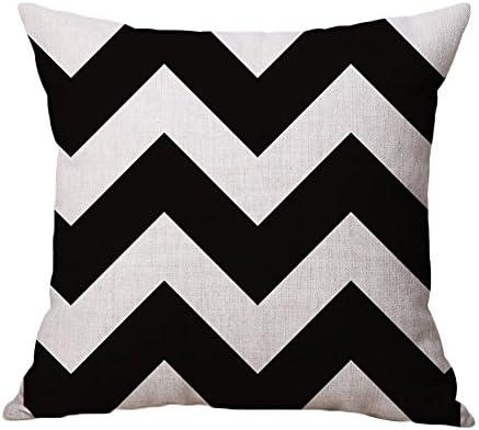 qinlee almohada Fácil Tribal geométrico estilo algodón ...