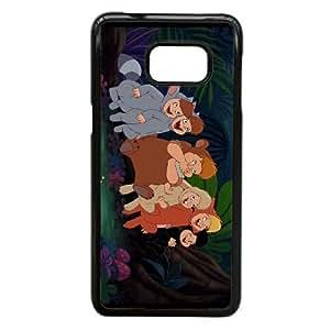 Samsung Galaxy S6 Edge Plus Phone Case Black Peter Pan Nibs EVR3912237