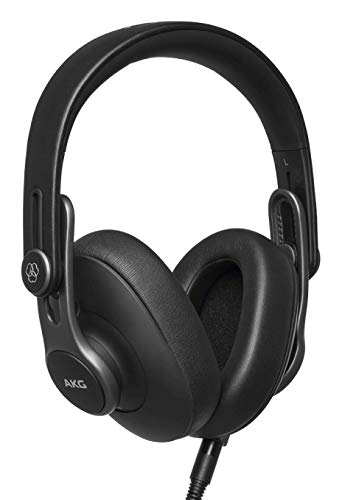 AKG Pro Audio K371 Over-Ear, Closed-Back, Foldable...