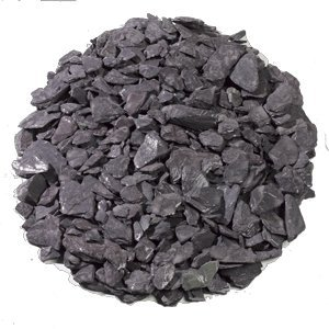CED Plum Slate Chippings - Size: 20mm - Pack Size: 25kg
