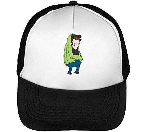 Snapback Negro Hombre Blanco Trippy Gorras In Green Beisbol Hoodie fwqX0I