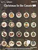 img - for Christamas in the Country (Kount on Kappie for Kross-Stitch, Book 72) book / textbook / text book