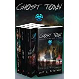 Ghost Town Bundle - Series of Book 1, 2, 3 and 4 (The Journal, RAW Troops, Whiterock Lab, Destruction)