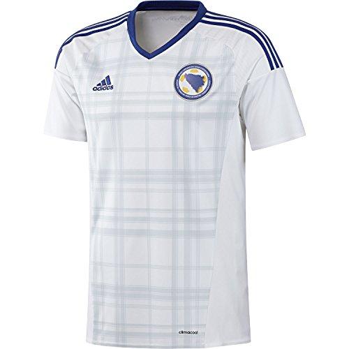 Adidas Away Bosnian Replica Jersey - Adult ()