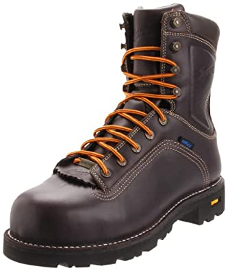 Amazon.com: Danner Men's Quarry 14552 Safety Toe Work Boot: Shoes