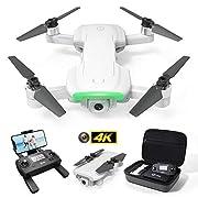 Holy Stone GPS Drohne HS510 mit 4K UHD Kamera und FPV Live Übertragung für Anfänger,RC faltbar Quadrocopter…