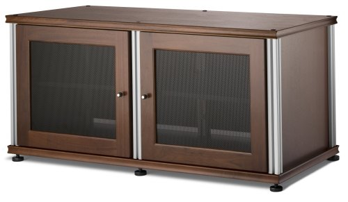 Aluminum Salamander Shelf (Salamander Synergy 221 Two-Shelved A/V Cabinet (Walnut/Silver))