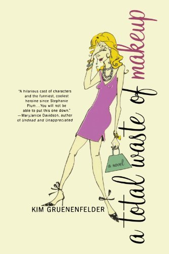 Download A Total Waste of Makeup: A Novel (First Edition) PDF