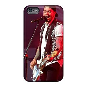 Hot Tpu Cover Case For Iphone/ 6plus Case Cover Skin - Mcfly Band