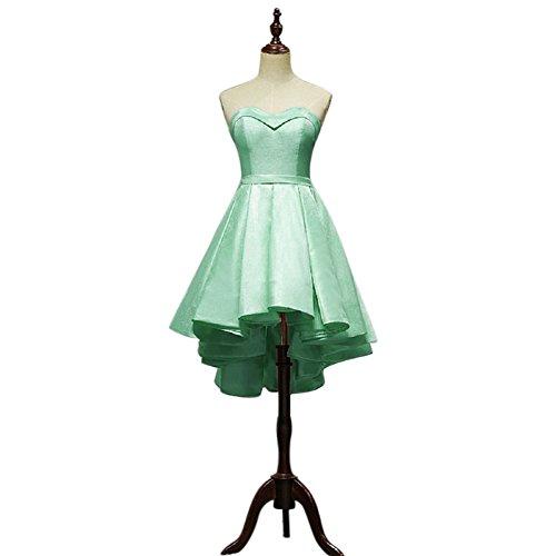 Vimans -  Vestito  - linea ad a - Donna verde Green 48