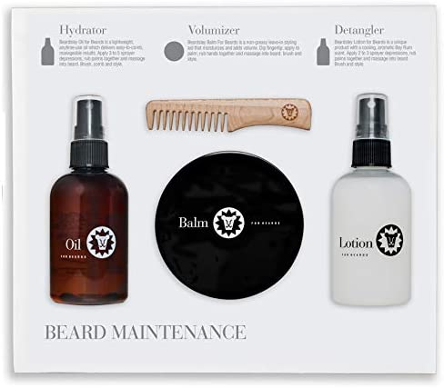 Beardsley Beard After Care Kit