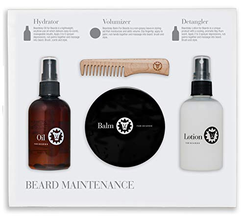 Beard Styling Sets by Beardsley