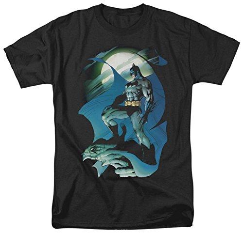 Batman - Glow Of The Moon T-Shirt Size S ()