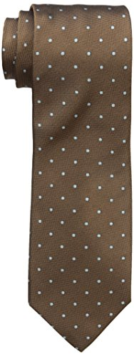 Dockers Men's Big-tall Dockers Extra Long Men's Fulton Street Dot 100% Silk Tie (xl  ...
