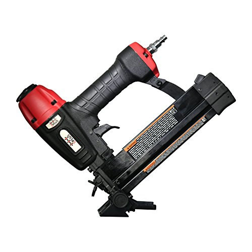 3PLUS HFS509040SP 4-in-1 Pneumatic 18 Gauge Flooring Stapler/Nailer