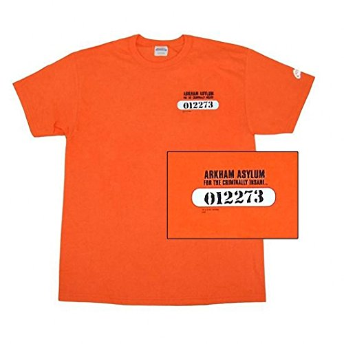 Arkham Asylum Inmate T-Shirt-Medium