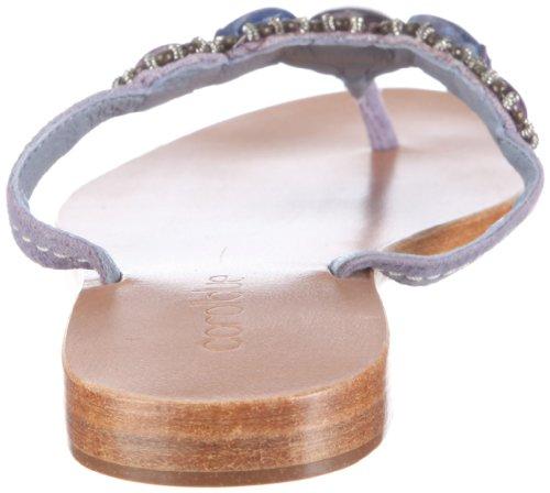Women's Sandals Purple Cb Purple blue Open Toe Violett C 211203 Coral qZIRw4S