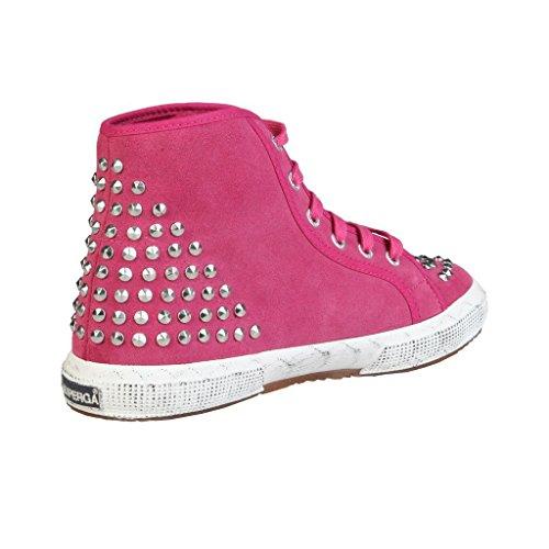 Superga 2095 PLUS S007AU0 Damen Sneaker Fuxia